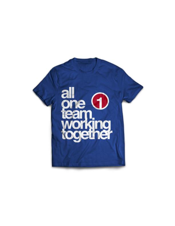 T-Shirt Design/Employee Engagement
